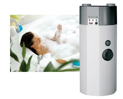 Eau chaude sanitaire avec De Dietrich CETD 300 EH