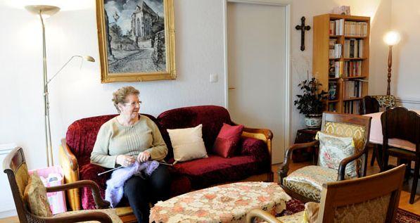 Appartement senior dans les Vosges