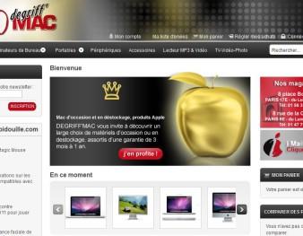 Site de Degriff'Mac
