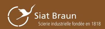 Logo Siat Braun