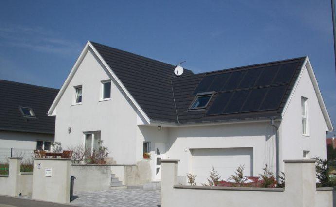 Installation photovoltaïque particulier