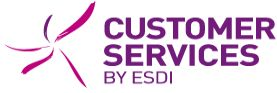 Logo Customer Services by ESDI