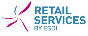 Logo Retail Services by ESDI