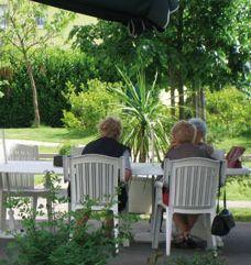 Les Fontaines de Lutterbach, hébergement spécialisé Alzheimer