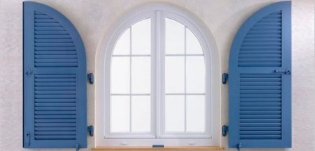 Fenêtre PVC par les Menuiseries Heidrich