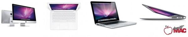 Mac d'occasion vendus par Degriff'Mac