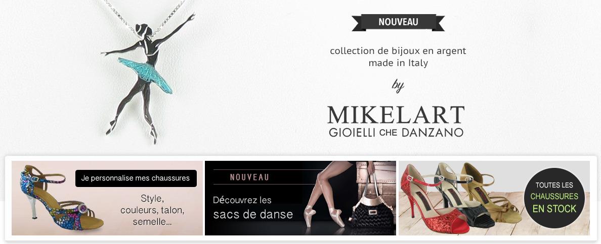 Danse Boutique : chaussures & vêtements de danse
