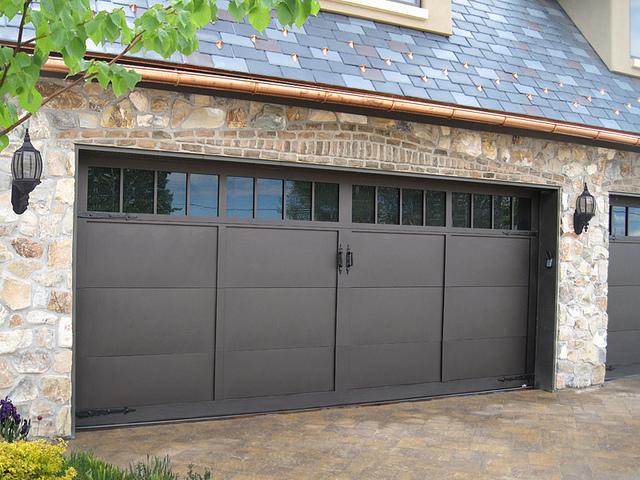 Porte de garage Heidrich