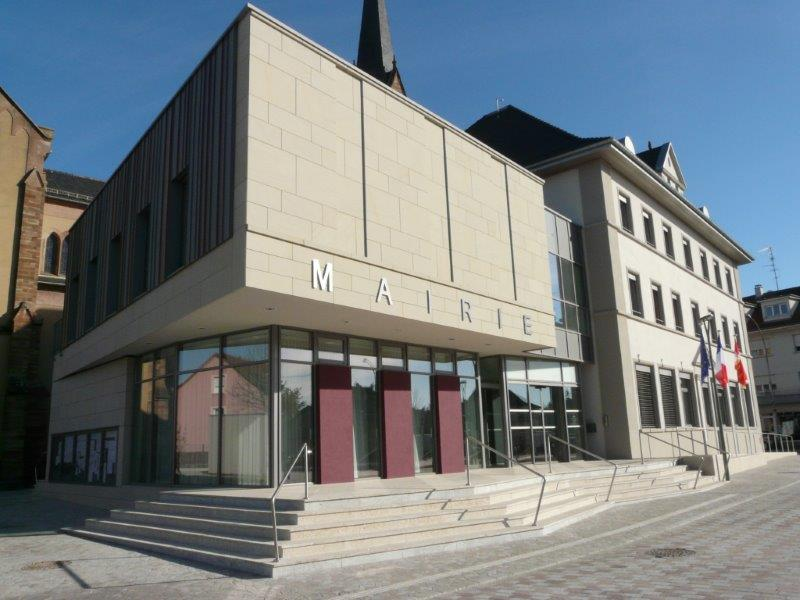 Mairie Village-Neuf